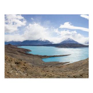 Lago Guillermo & Upsala Glacier Postcard