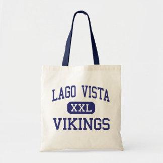 Lago Vista - Vikings - High - Lago Vista Texas Budget Tote Bag