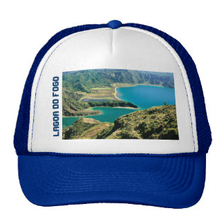 Lagoa do Fogo - Azores Cap