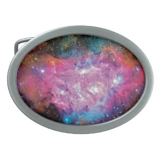 Lagoon Emission Nebula Interstellar Cloud Photo Belt Buckle