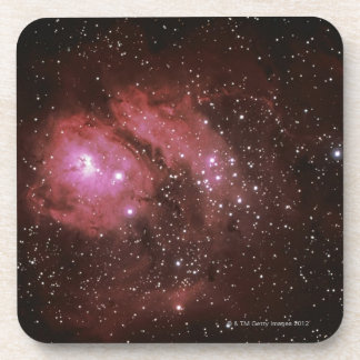 Lagoon Nebula Beverage Coaster