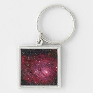 Lagoon Nebula Keychains