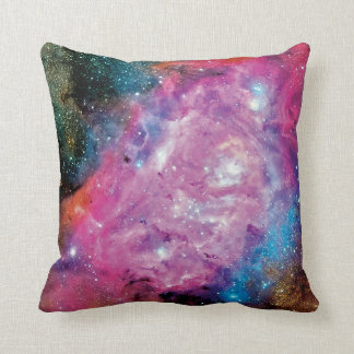 Lagoon Nebula NGC 6523 Cushions