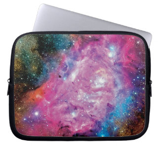 Lagoon Nebula NGC 6523 Computer Sleeves