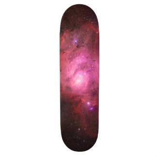 Lagoon Nebula - Our Breathtaking Universe 19.7 Cm Skateboard Deck