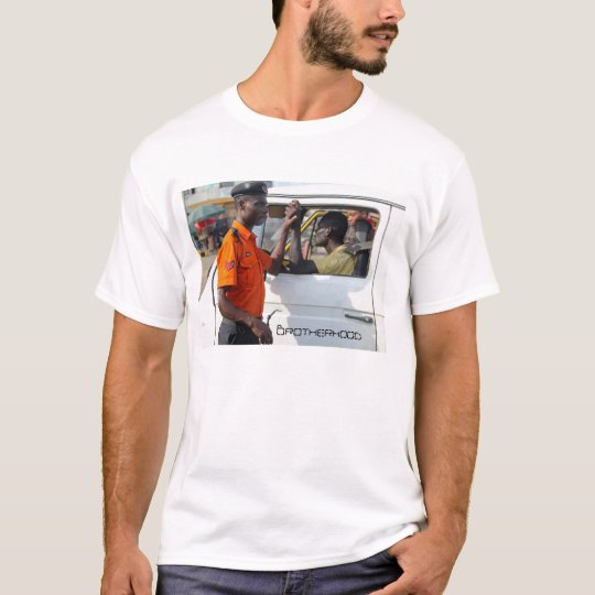 Lagos Traffic Warden & Danfo Driver (Brotherhood) T-Shirt