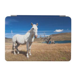 Laguna Azul, landscape with horses iPad Mini Cover