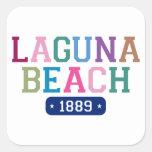 Laguna Beach 1889 Sticker