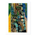 Laguna Beach, California - Large Letter Scenes Postcard