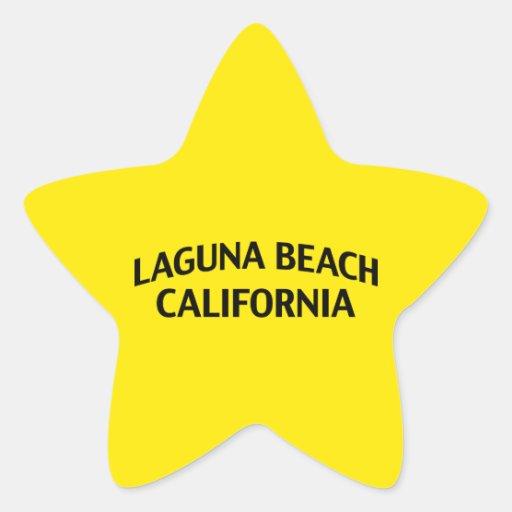 Laguna Beach California Sticker