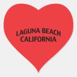 Laguna Beach California Stickers