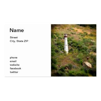 Laguna Beach Light Tower Pack Of Standard Business Cards