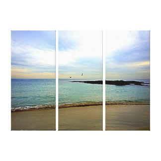 Laguna Beach Serenity Gallery Wrapped Canvas