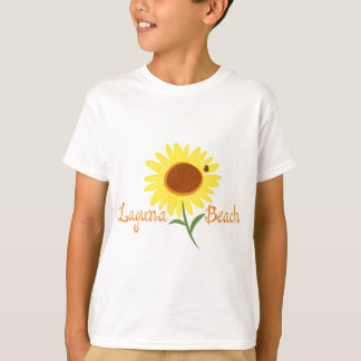 Laguna Beach Sunflower Tee