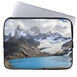 Laguna De Los Tres,  Los Glaciares National Park Laptop Sleeve