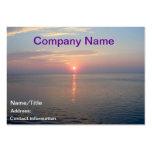 Laguna Sunset Business Cards