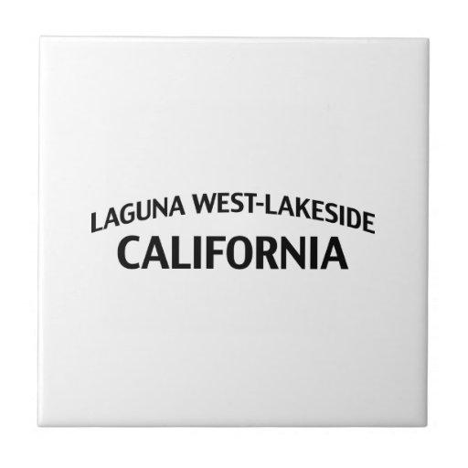 Laguna West-Lakeside California Tile