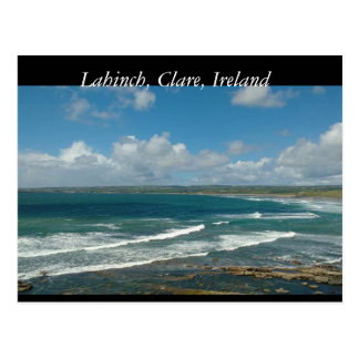 Lahinch, Clare, Ireland Postcard