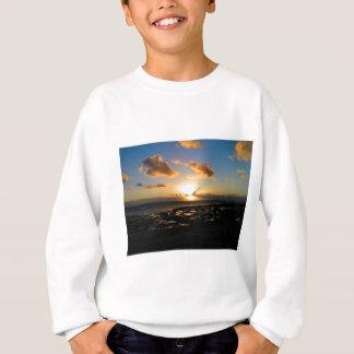 Lahinch, Ireland Sunset Sweatshirt