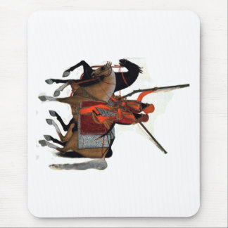 Lahore bodyguards mouse pad