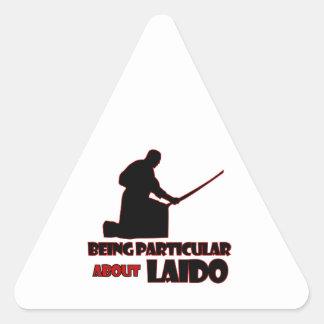 laido Designs Triangle Stickers