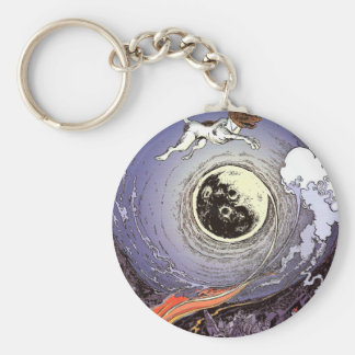 laika key ring