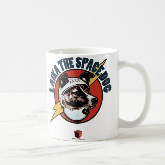 Laika - Space Dog Refreshment Cup: Mug