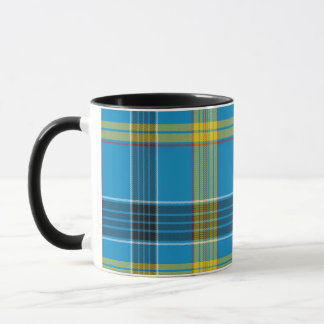Laing Scottish Tartan Mug