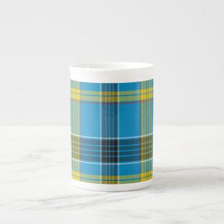 Laing Scottish Tartan Tea Cup