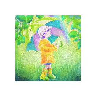 Lainny day canvas print