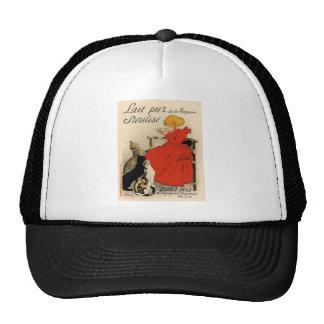 Lait Pur Mesh Hats
