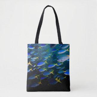 Laja Ampat Underwater 5 Tote Bag