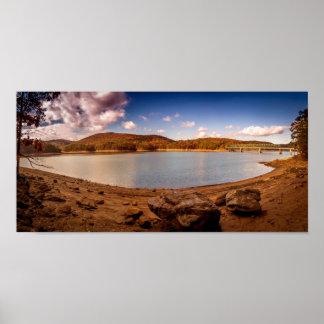 Lake Allatoona Poster
