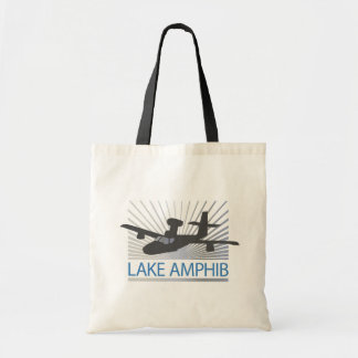 Lake Amphib Aviation Tote Bag