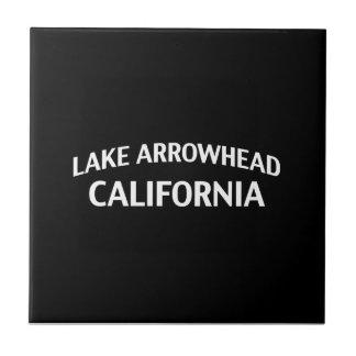 Lake Arrowhead California Tile