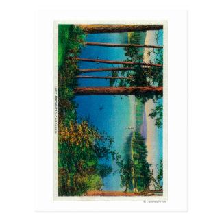 Lake Arrowhead ViewLake Arrowhead, CA Postcard