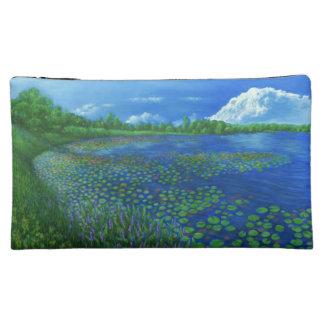 Lake Artemesia Cosmetic Bag