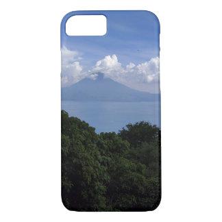 Lake Atitlan Volcanoes iPhone 8/7 Case