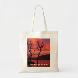 Lake Awoonga sunset tote