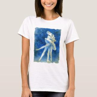 Lake baby doll of swan T-Shirt