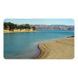 Lake Berryessa Pack Of Standard Business Cards