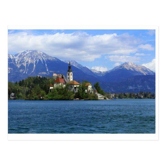 Lake Bled Island - the Treasure of Slovenia