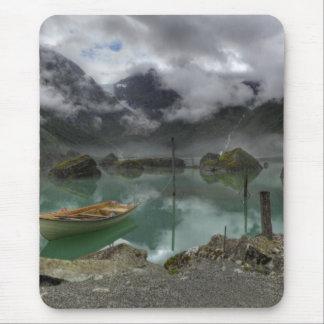 Lake Bondhus Norway Mousepad