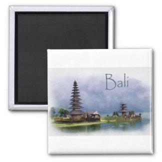 Lake Bratanan Bali Indonesia Magnet