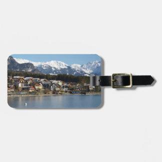 Lake Brienz luggage tag