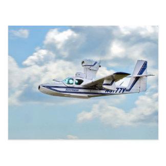 Lake Buccaneer Airplane Post Cards
