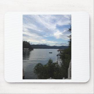 Lake Burton View Mouse Pad
