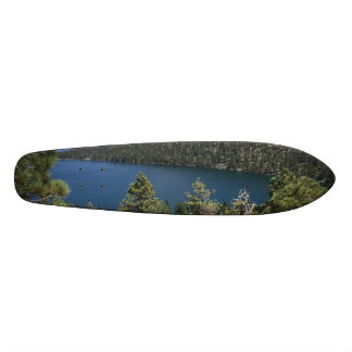 Lake Cascade In South Lake Tahoe Skate Board Decks