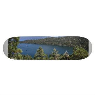 Lake Cascade In South Lake Tahoe Skateboard Decks