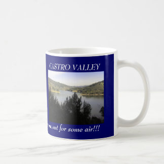 Lake Chabot Castro Valley Coffee Mug